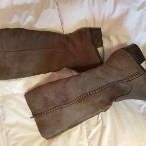 JustFab Shoes - Olive boots